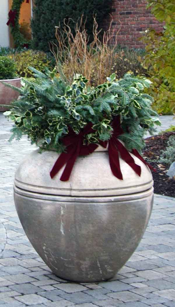 HOLIDAY-POTS